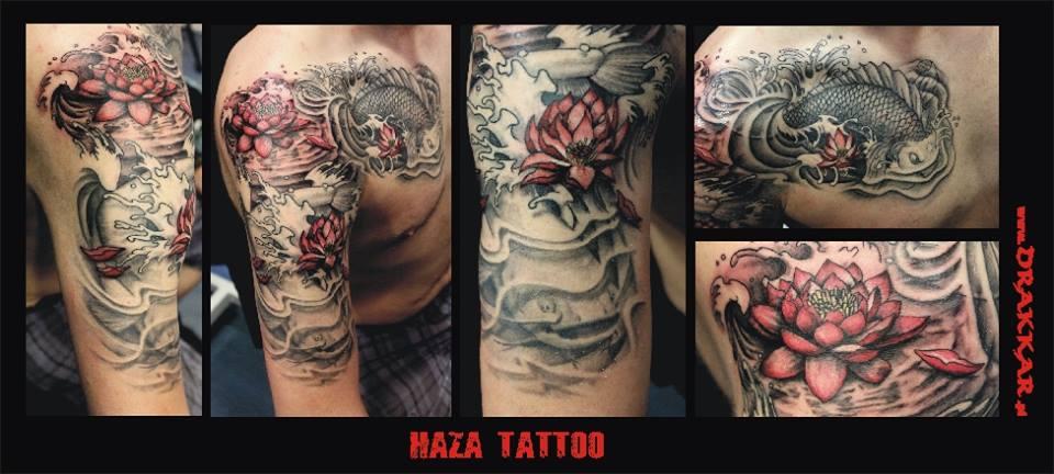 tatuaże, studio Gliwice