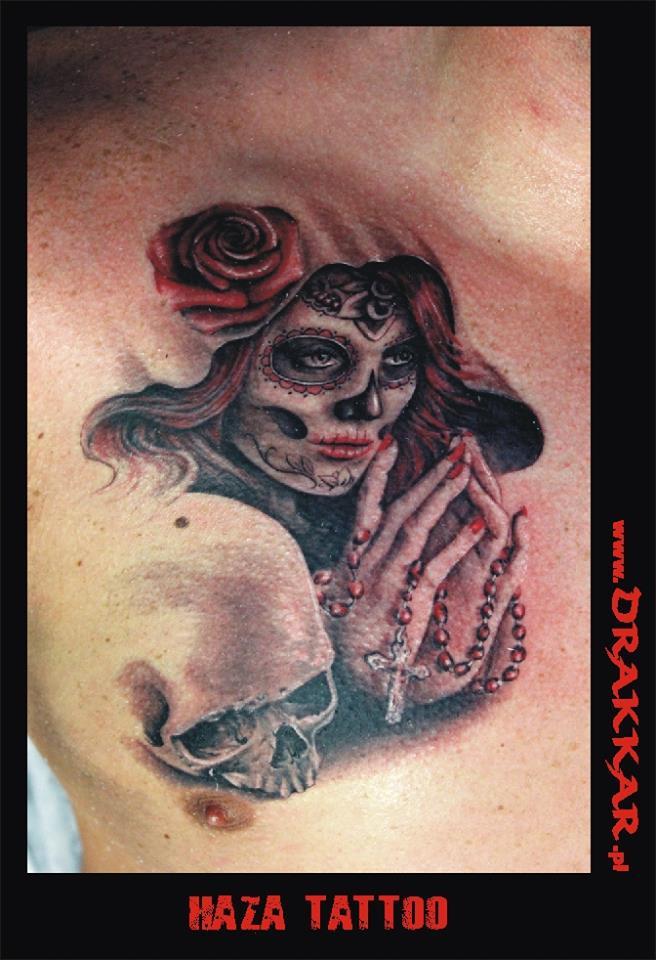 tatuaże, Gliwice