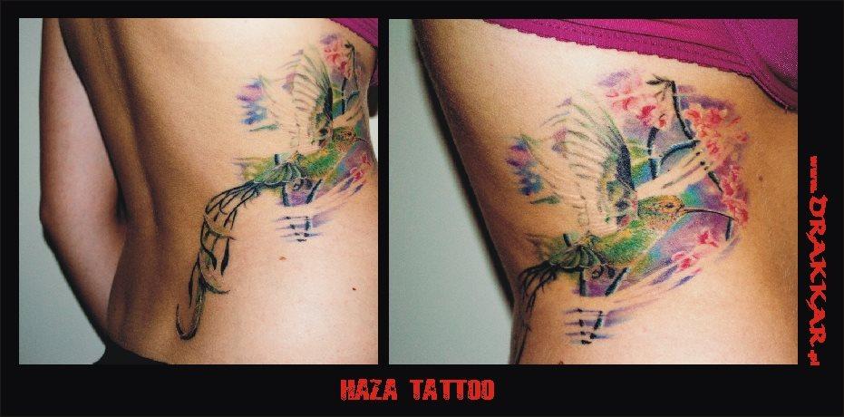 kobiecy tatuaż, Gliwice