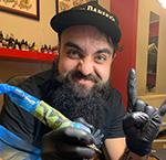 studio tatuażu Drakkar - Ryba