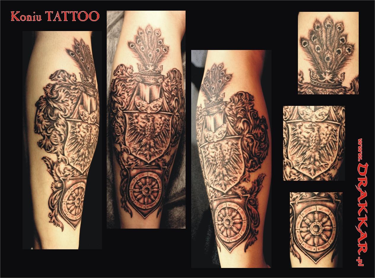 Koniu Tattoo, studio Drakkar