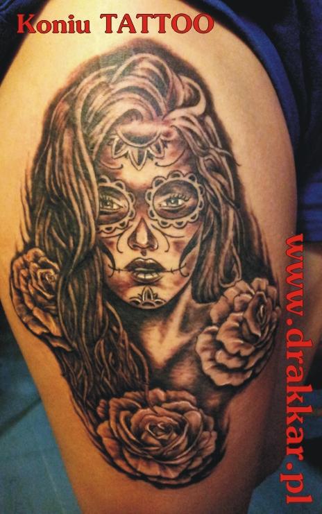 Koniu tatoo, studio tatuażu Drakkar
