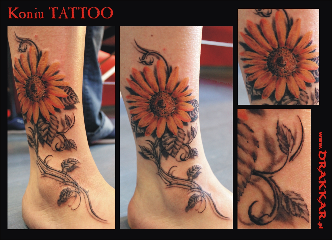 studio tatuażu Katowice