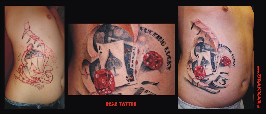 studio tatuażu Drakkar