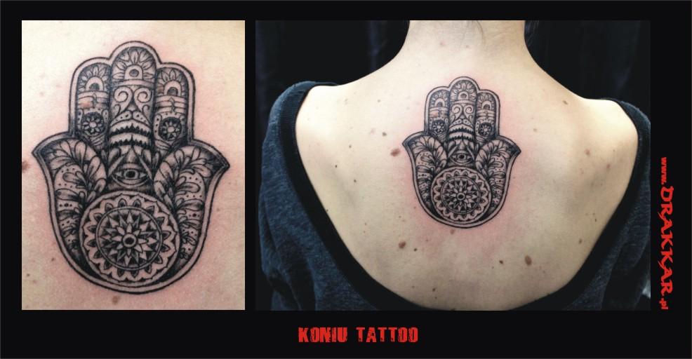 Koniu Tatoo, studio tatuażu Drakkar, Tarnowskie Góry