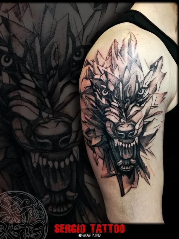 Studio Tatuażu Dobry Tatuażysta Drakkar Katowice Gliwice